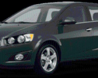 2013 Chevrolet Sonic LTZ