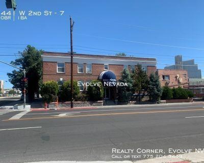 Historical Studio Apartment in Downtown Reno