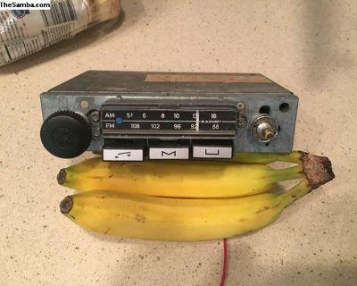 Blaupunkt AM/FM radio 12v