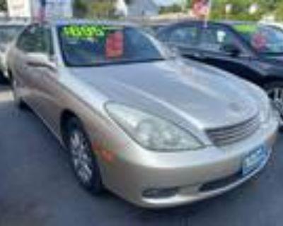 2003 Lexus Es 4dr