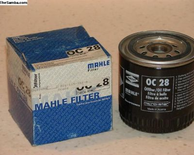 Porche 914-4 Oil Filter and Oil Sump Gasket Kit