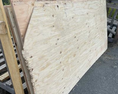 4x8 plywood misc thickness