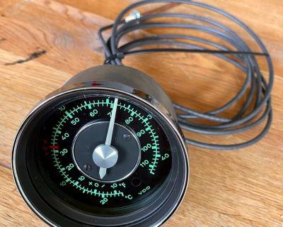 FS: outside temp gauge, option 9170