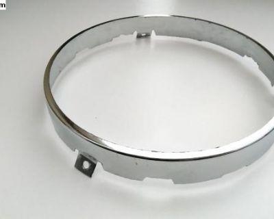 Inner Headlight Bulb Retaining Trim Ring Bezel