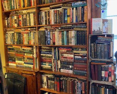 Enormous Lifetime Quality book Collection, Sports items & Memorabilia