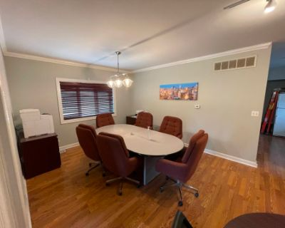 Bright and Airy Professional Conference Room, Lyons, IL