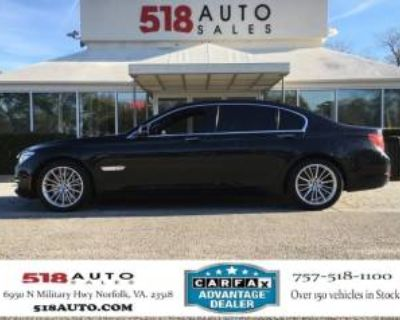 2015 BMW 7 Series ALPINA B7 LWB xDrive