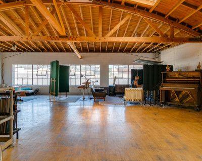 DTLA Arts District Loft and Storefront, Los Angeles, CA