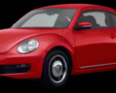 2013 Volkswagen Beetle Turbo R-Line Coupe DSG