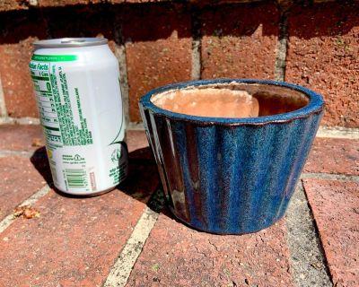Small Ceramic Pot ( $5 each)