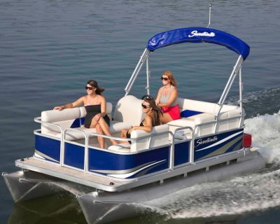 2012 Sweetwater 1570 Pontoon Boats Norfolk, VA