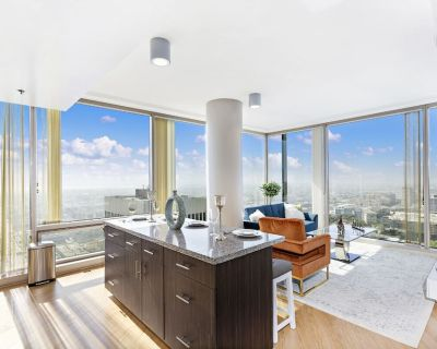 High-end 2B2B in DownTown LA - Norma Triangle