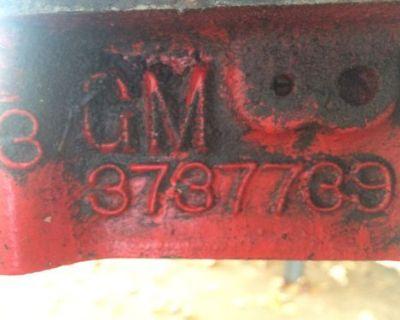 1958 Chevrolet 283 Short Block Corvette Impala Belair 3737739