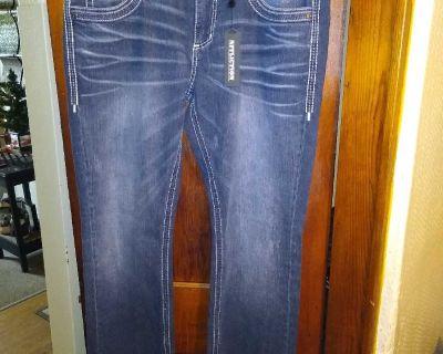 Men's affliction jeans