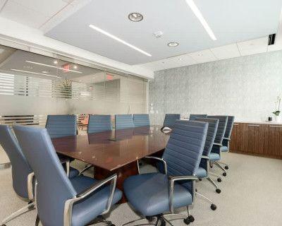 Boardroom in The Reston Town Center, Reston, VA