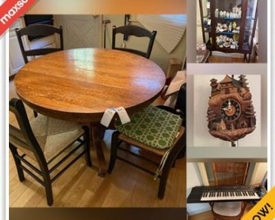 Chelmsford Moving Online Auction - Cathy Road
