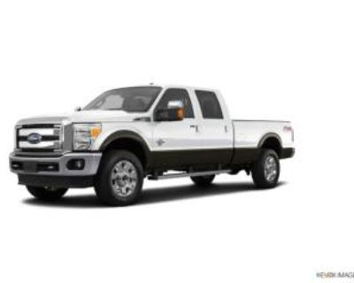 "2016 Ford Super Duty F-350 King Ranch Crew Cab 156"" 4WD"