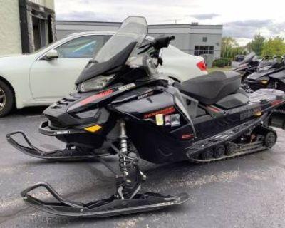 2020 Ski-Doo Renegade Enduro Rotax 900 ACE TURBO Black