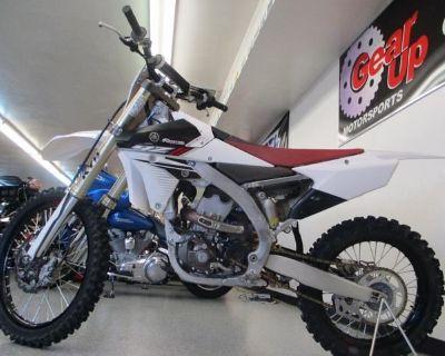 2014 Yamaha YZ450F Motocross Bikes Lake Havasu City, AZ