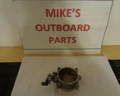 Mercury 883949t1 Throttle Body 04' 200 Efi @@@check This Out@@@