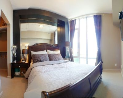Panoramic View Downtown Apartment by Stampede BMO - Victoria Park
