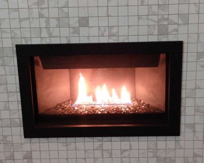NAPOLEON natural gas Fireplace