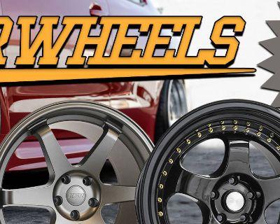 ESR Wheels Now Available | We Finance ESR!