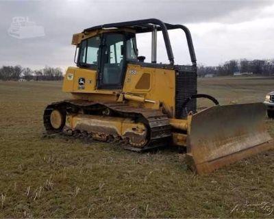 2011 John Deere 850J WLT Crawler