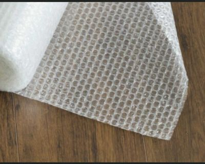 ISO quanity of bubble wrap - willing to purchase