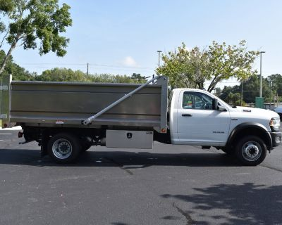 Pre-Owned 2021 Ram 4500 Chassis Cab Tradesman