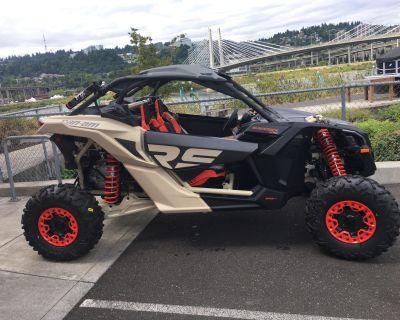 2021 Can-Am Maverick X3 X RS Turbo RR with Smart-Shox Utility Sport Portland, OR