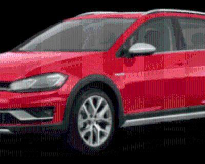 2019 Volkswagen Golf Alltrack SEL Manual