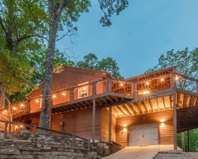 Antlers Ridge Lodge - Luxury Private Mountain Retreat - Dawsonville