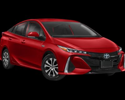New 2022 Toyota Prius Prime XLE Front Wheel Drive 5