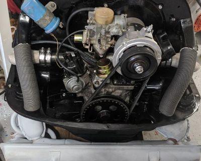 VW 1600cc Dual Port Engine