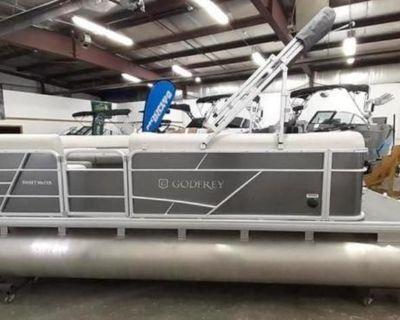 2022 Godfrey 1680CX 40HP BUNK TRAILER