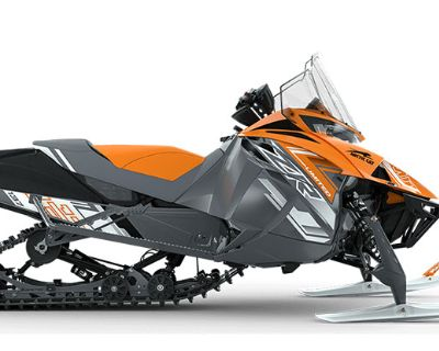 2022 Arctic Cat ZR 6000 Limited ES with Kit Snowmobile -Trail Osseo, MN