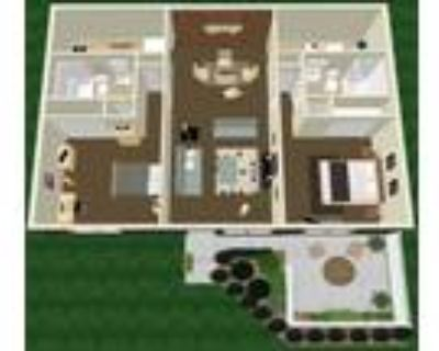 Canterbury Crossings - Master Suite - 2x2 - 864 sq. ft. with Carport