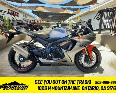 2021 Suzuki GSX-R750 Supersport Ontario, CA