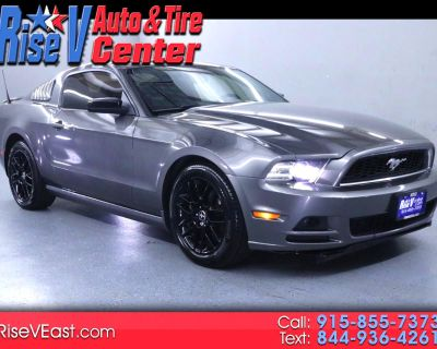 Used 2014 Ford Mustang V6 Coupe