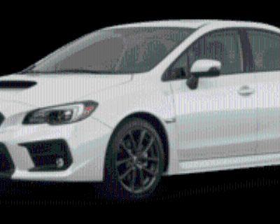 2019 Subaru WRX Limited