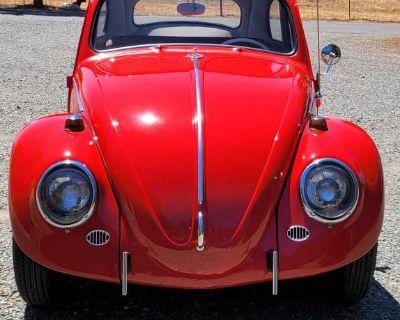 1964 Bug Hardtop Sunroof