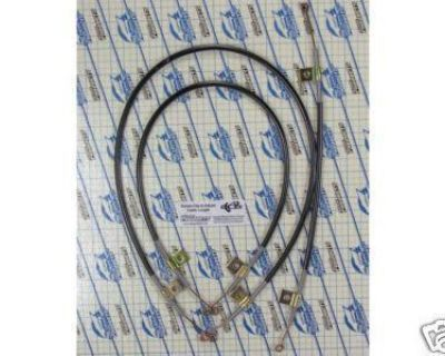 Cable Set - Heater Only-65 Chevelle [26-3565]