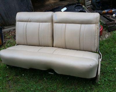 RARE 1942 LINCOLN CAR 2 DOOR BENCH SEAT 42 REDONE AUTO CLASSIC