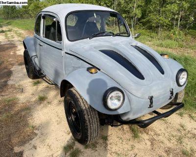 1973 VW Baja Bug Beetle w/Strong 1641cc