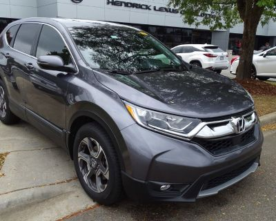 Pre-Owned 2018 Honda CR-V EX