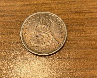 Woodland Hills- Rare Coins, Original Artwork, Mid Century Modern