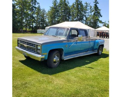 1987 Chevrolet Dually