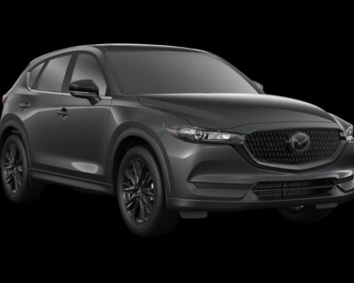 New 2021 Mazda CX-5 Carbon Edition FWD Sport Utility