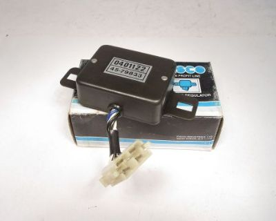 Alternator Voltage Regulator Fits Subaru Leone Sedan Coupe & Wagon 1600 1976